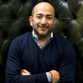 Ali Riaz, CEO of OrbitMI